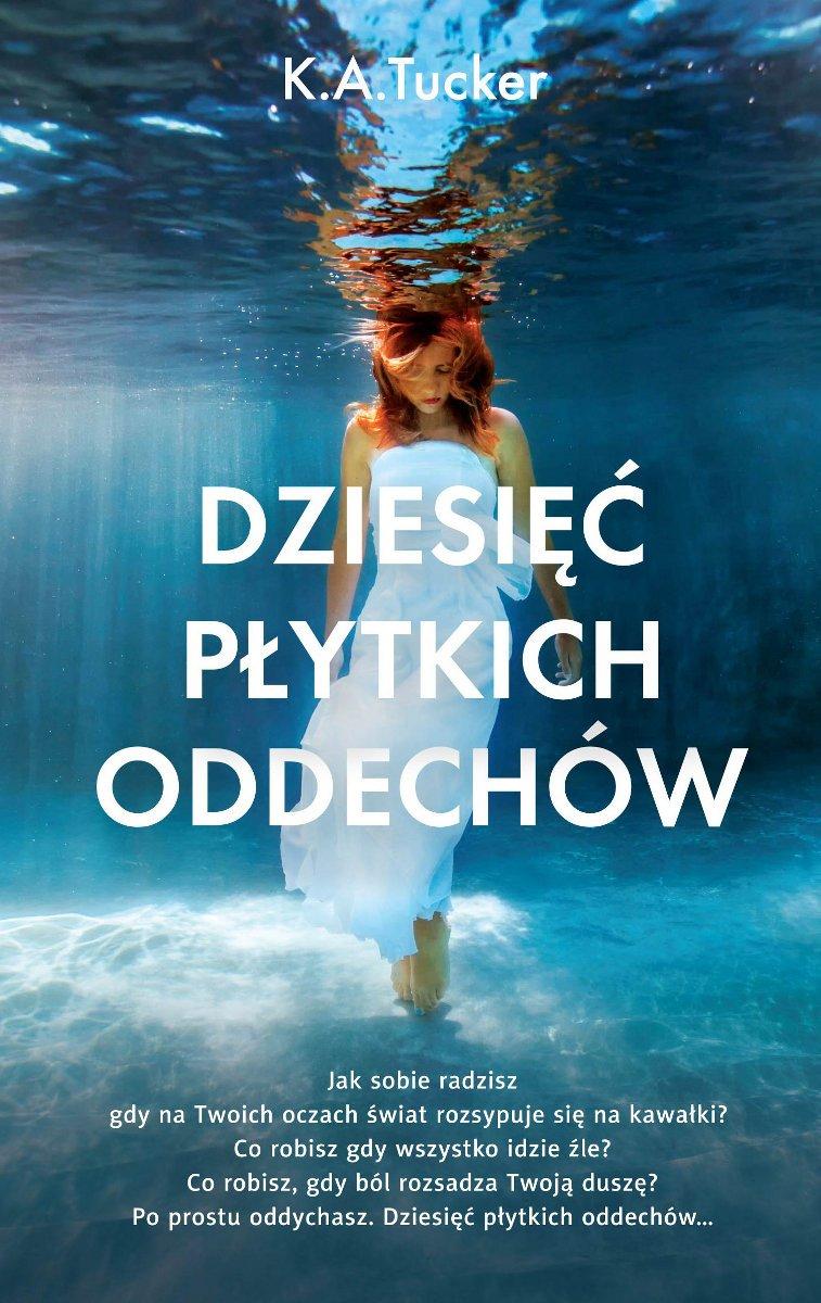 Dziesięć płytkich oddechów - Ebook (Książka EPUB) do pobrania w formacie EPUB