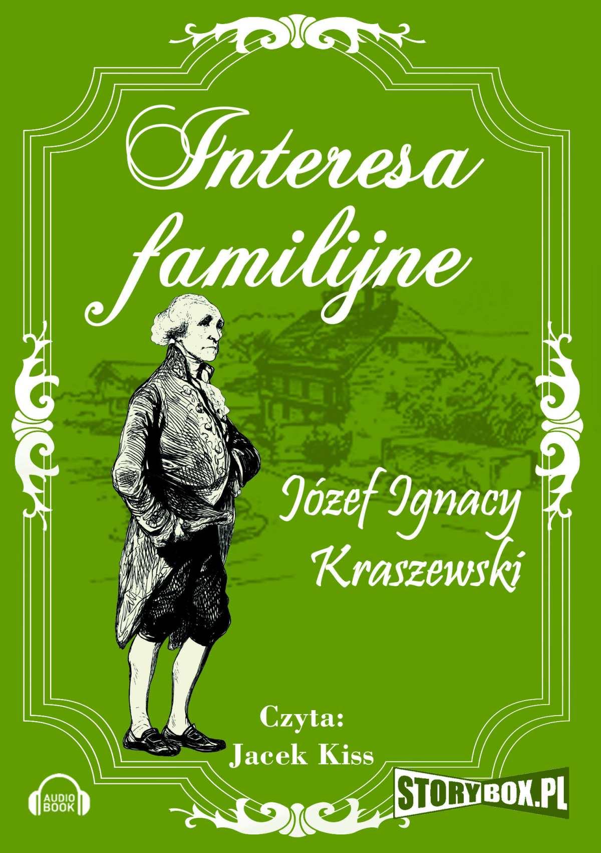 Interesa familijne - Audiobook (Książka audio MP3) do pobrania w całości w archiwum ZIP