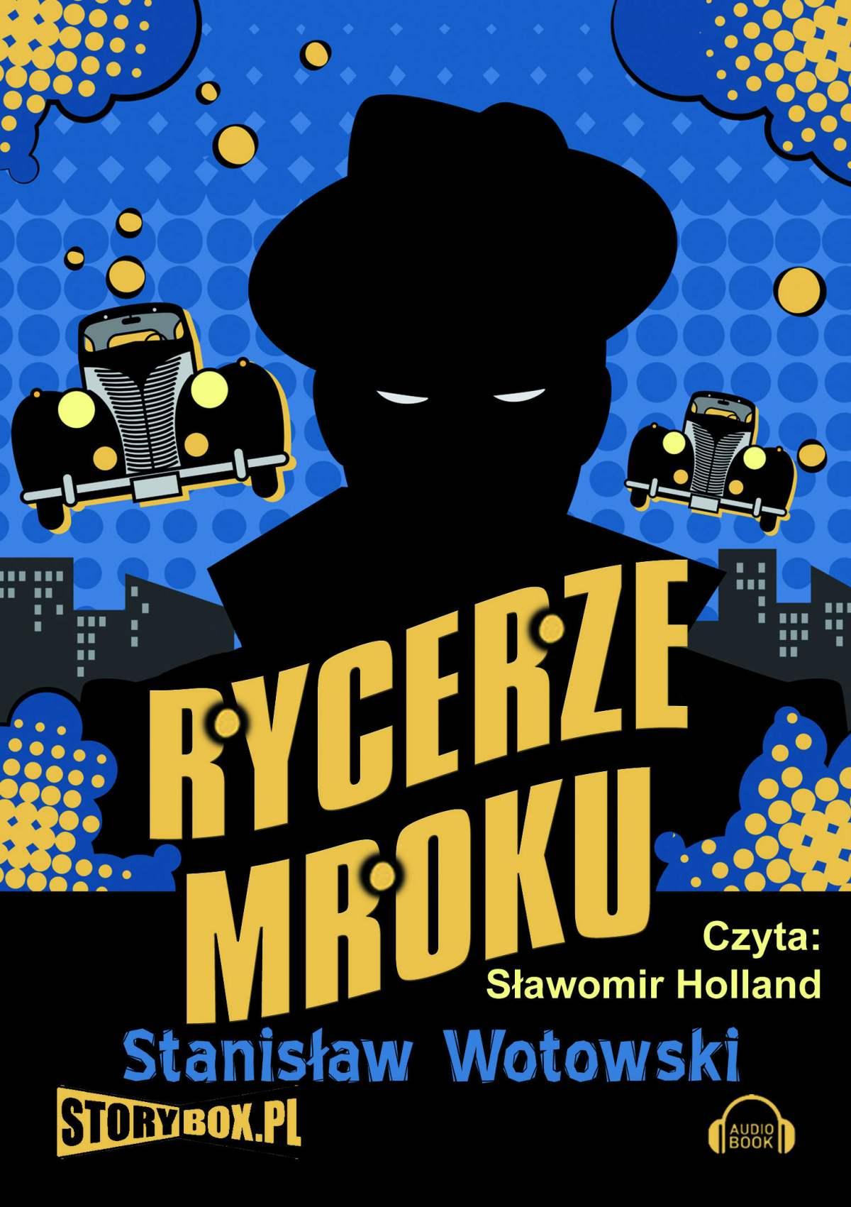 Rycerze mroku - Audiobook (Książka audio MP3) do pobrania w całości w archiwum ZIP