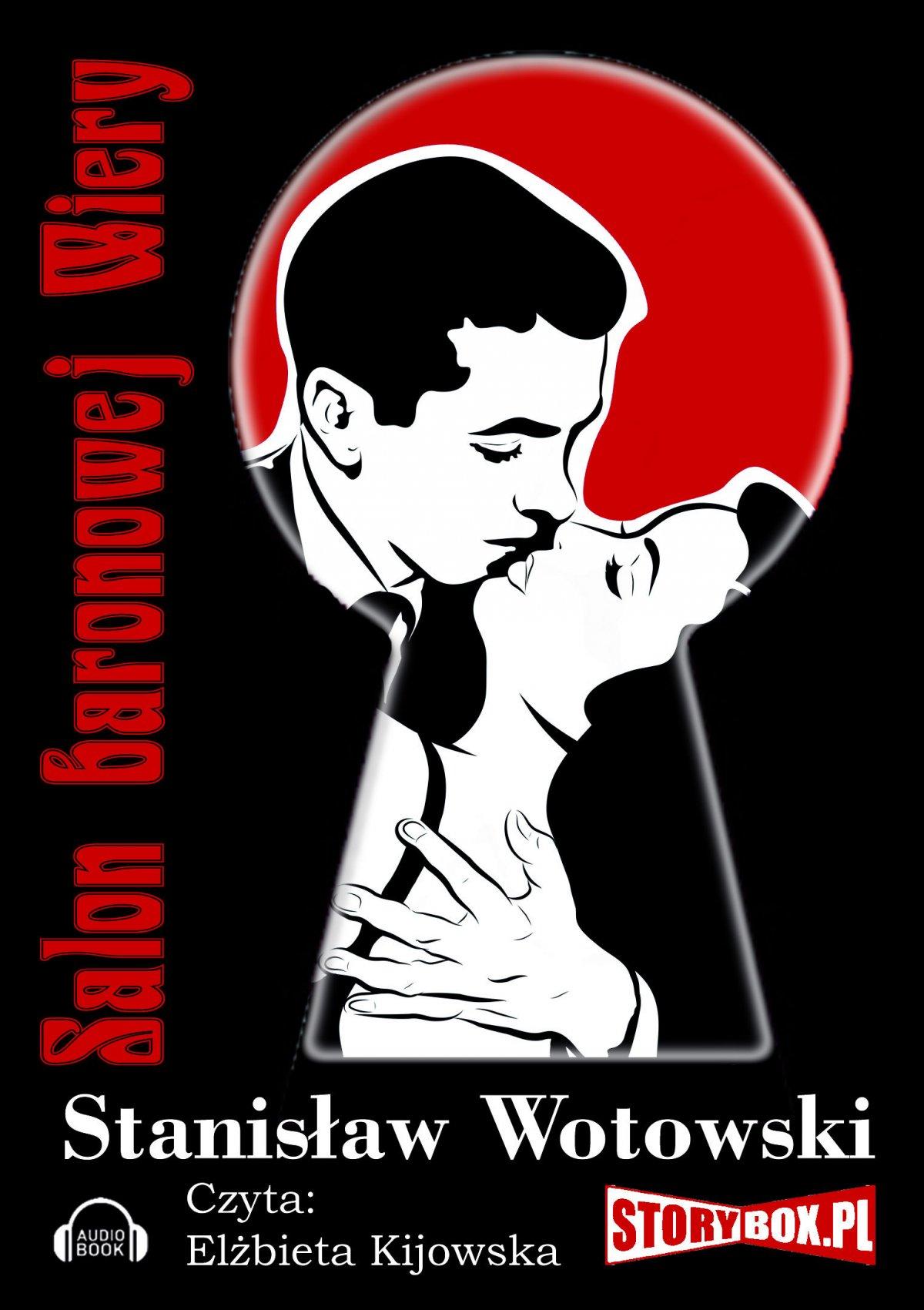 Salon baronowej Wiery - Audiobook (Książka audio MP3) do pobrania w całości w archiwum ZIP