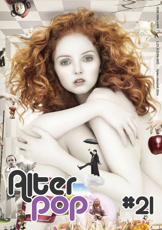 Alterpop - numer 21 - lipiec-sierpień 2014 - Ebook (Książka PDF) do pobrania w formacie PDF