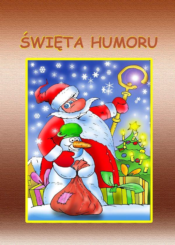Święta humoru - Ebook (Książka na Kindle) do pobrania w formacie MOBI