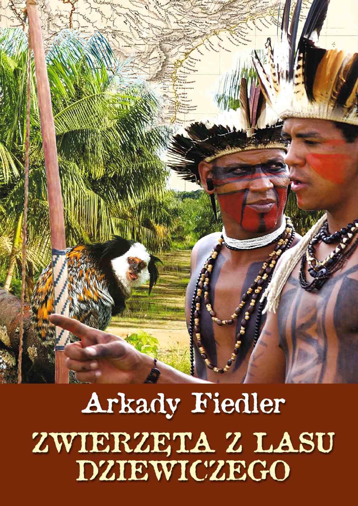 Zwierzęta z lasu dziewiczego - Ebook (Książka na Kindle) do pobrania w formacie MOBI