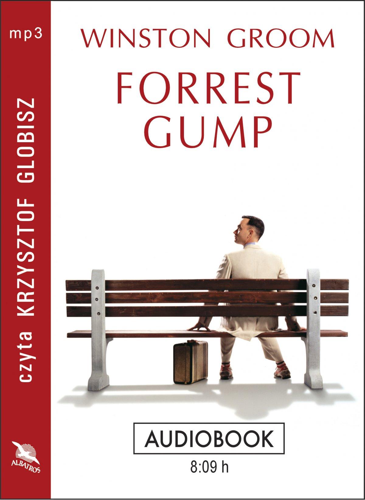 Forrest Gump - Audiobook (Książka audio MP3) do pobrania w całości w archiwum ZIP