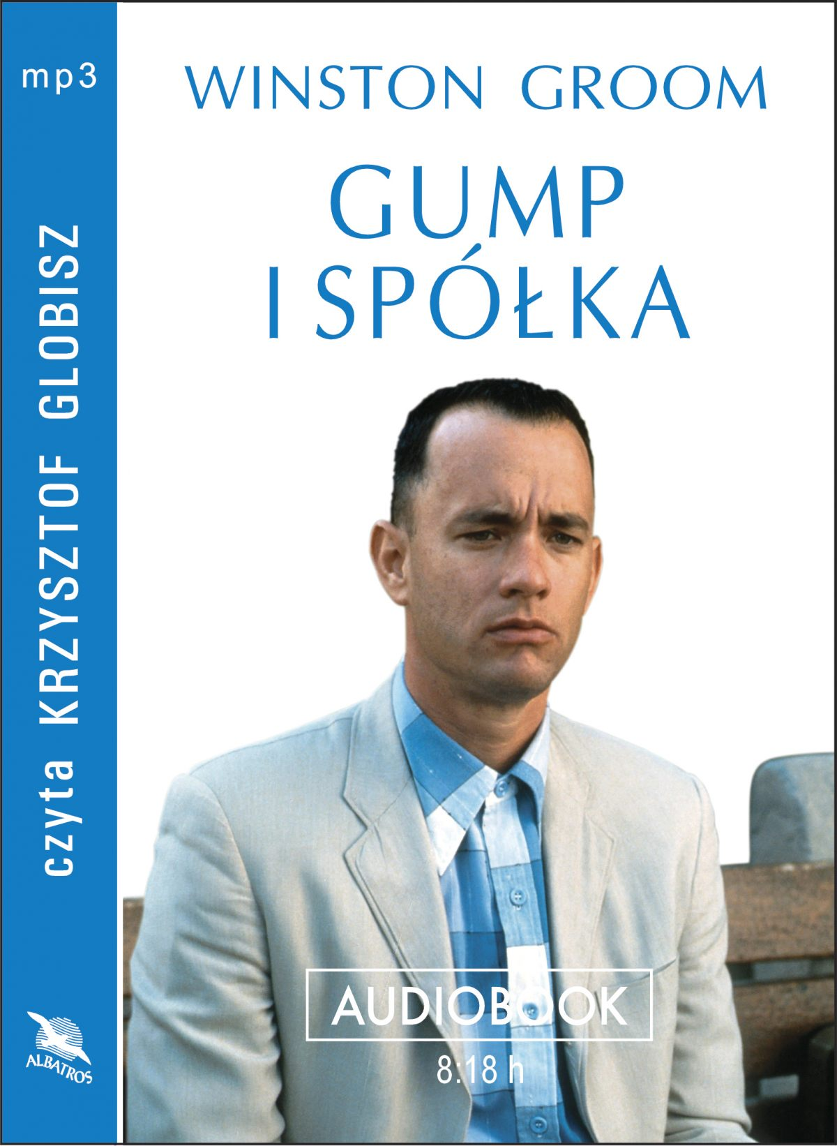 Gump i spółka - Audiobook (Książka audio MP3) do pobrania w całości w archiwum ZIP