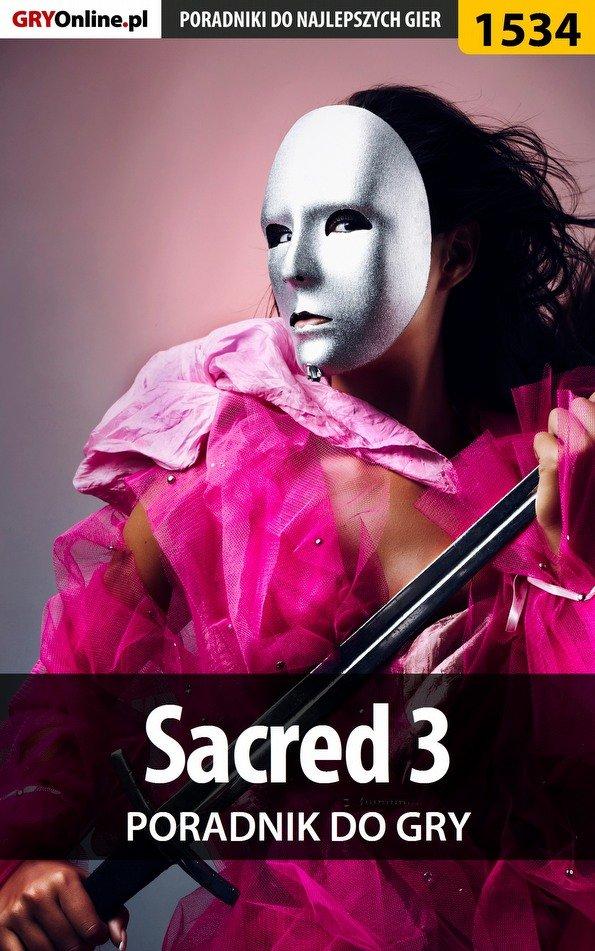 Sacred 3 - poradnik do gry - Ebook (Książka EPUB) do pobrania w formacie EPUB