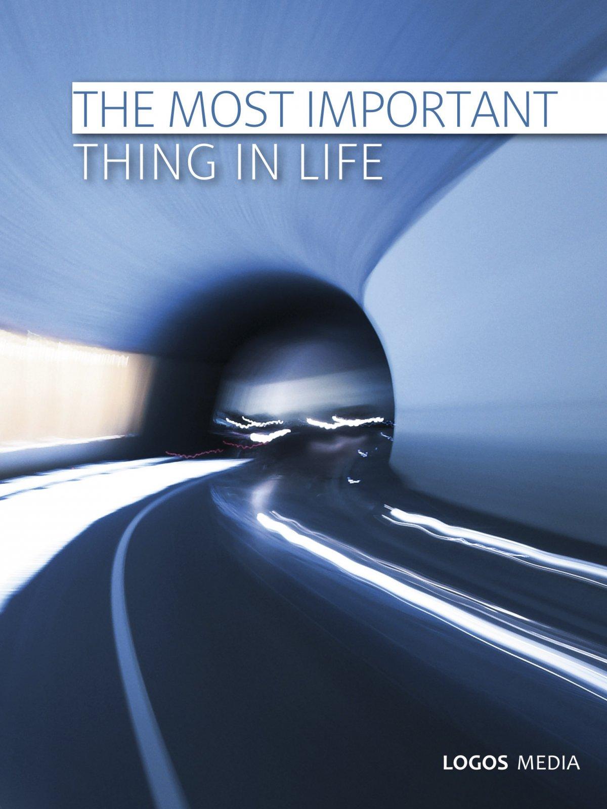 The Most Important Thing in Life - Ebook (Książka EPUB) do pobrania w formacie EPUB