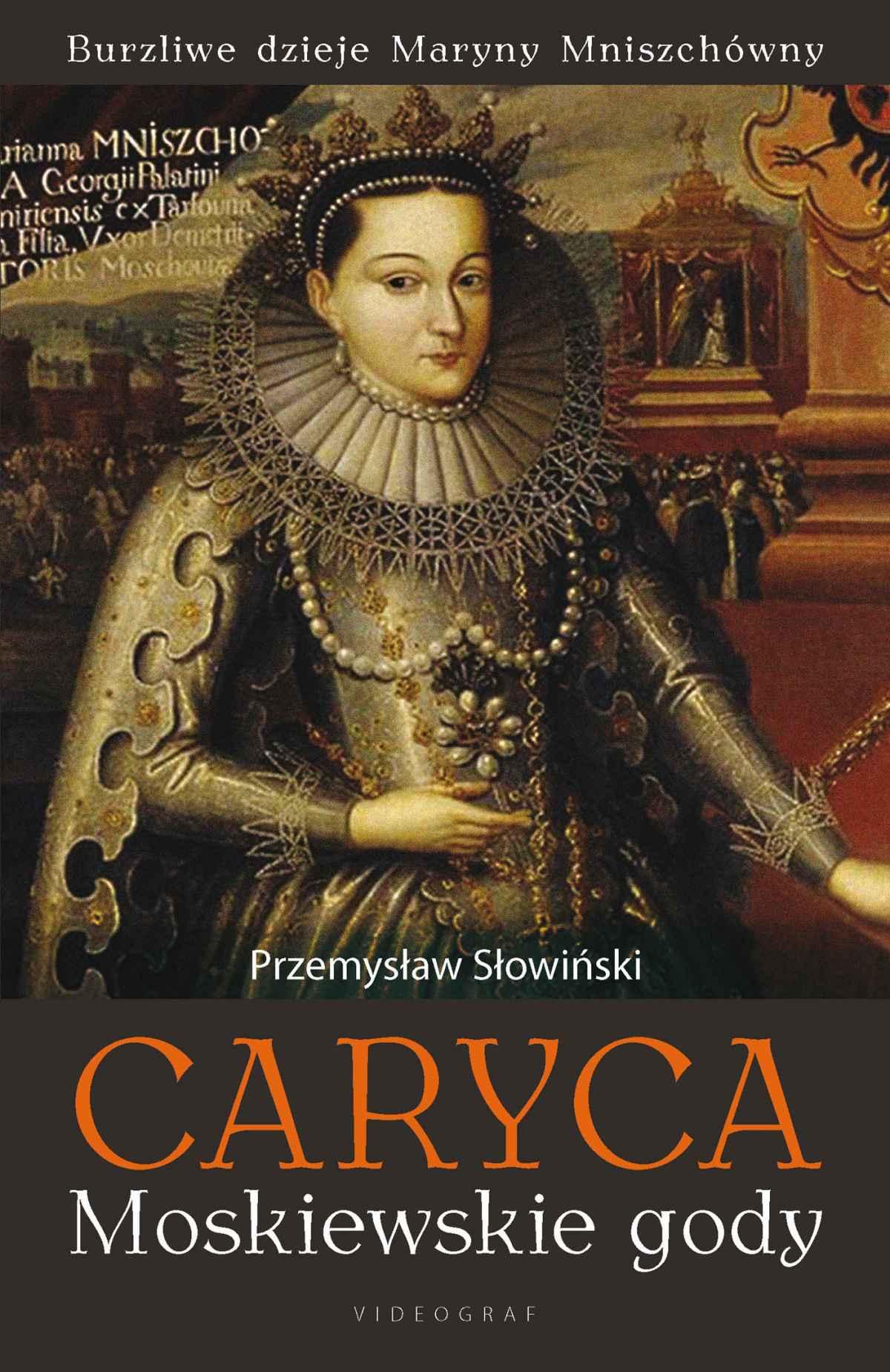 Caryca. Moskiewskie gody - Ebook (Książka na Kindle) do pobrania w formacie MOBI