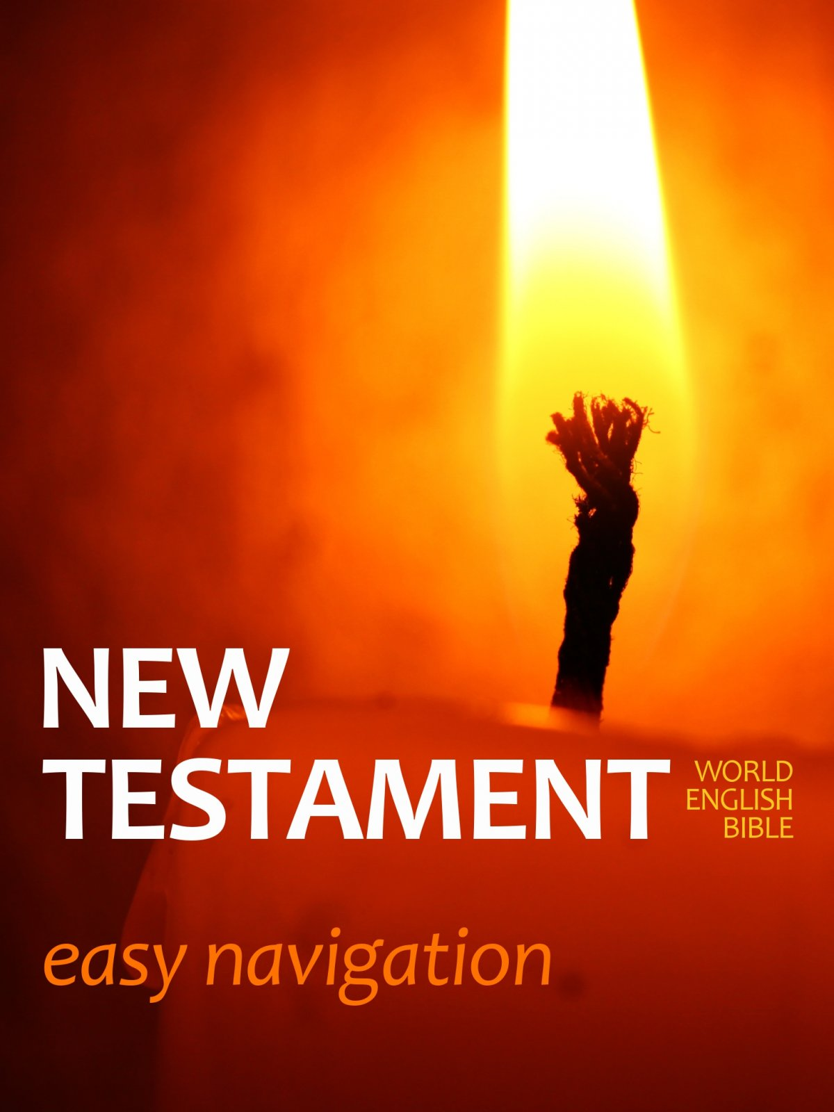 New Testament (Easy Navigation) - Ebook (Książka na Kindle) do pobrania w formacie MOBI