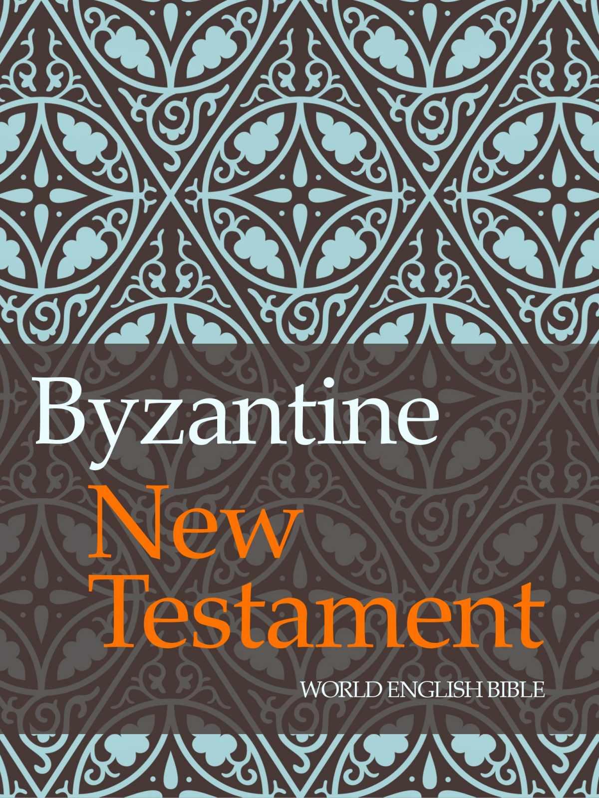 Byzantine New Testament - Ebook (Książka na Kindle) do pobrania w formacie MOBI
