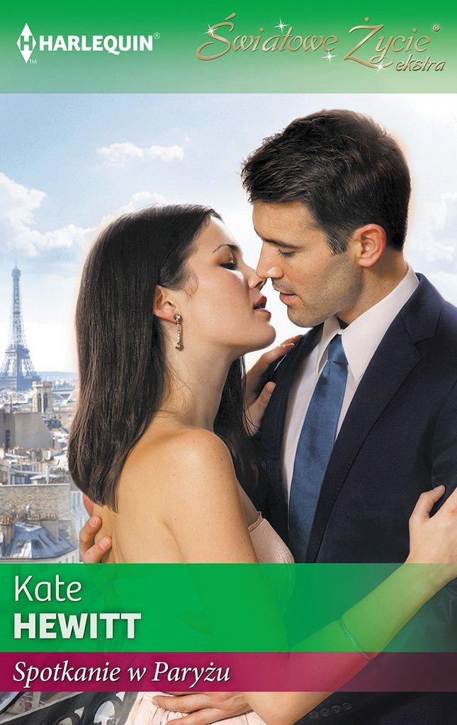 Spotkanie w Paryżu - Ebook (Książka EPUB) do pobrania w formacie EPUB