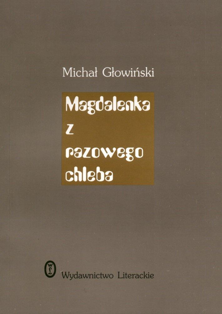 Magdalenka z razowego chleba - Ebook (Książka EPUB) do pobrania w formacie EPUB