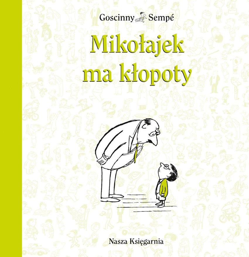 Mikołajek ma kłopoty - Ebook (Książka na Kindle) do pobrania w formacie MOBI