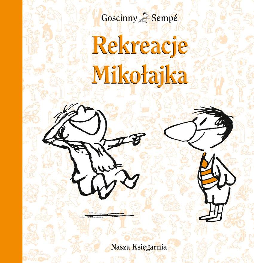 Rekreacje Mikołajka - Ebook (Książka EPUB) do pobrania w formacie EPUB