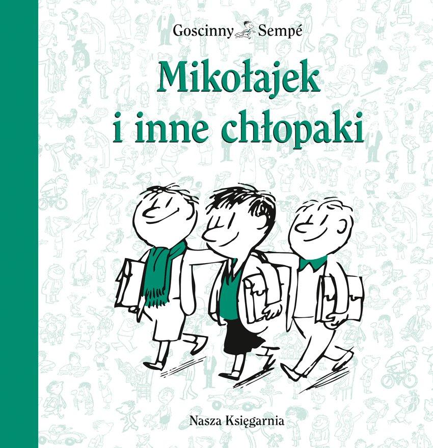 Mikołajek i inne chłopaki - Ebook (Książka EPUB) do pobrania w formacie EPUB