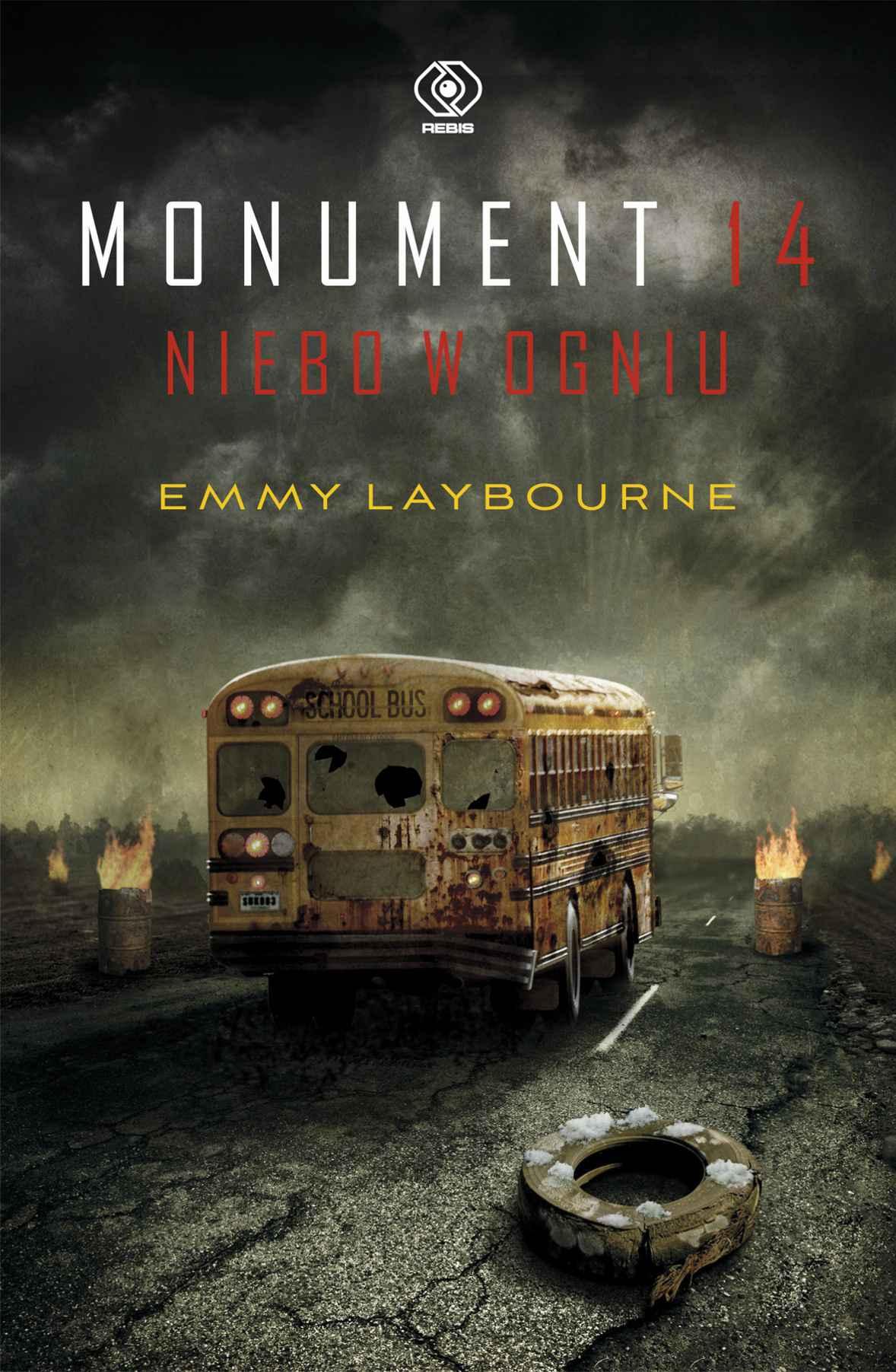 Monument 14. Niebo w ogniu - Ebook (Książka na Kindle) do pobrania w formacie MOBI