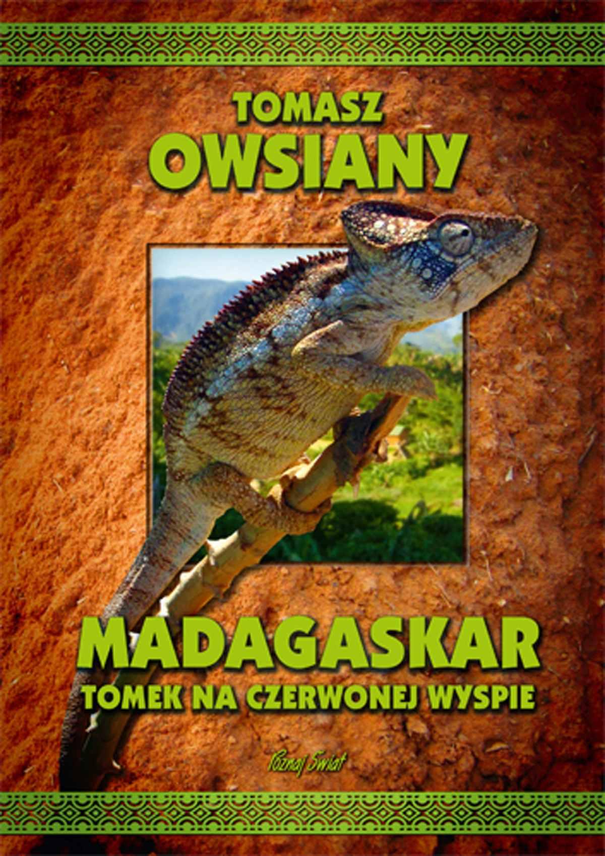 Madagaskar. Tomek na czerwonej wyspie - Ebook (Książka na Kindle) do pobrania w formacie MOBI
