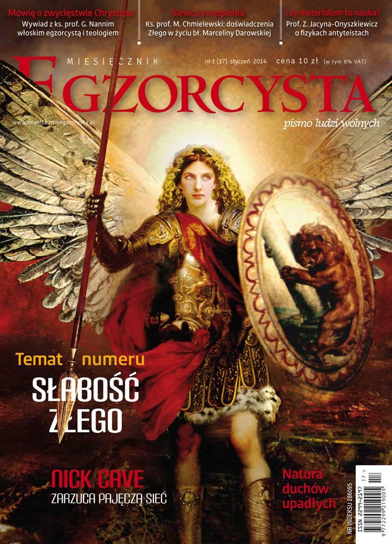 Miesięcznik Egzorcysta. Styczeń 2014 - Ebook (Książka PDF) do pobrania w formacie PDF