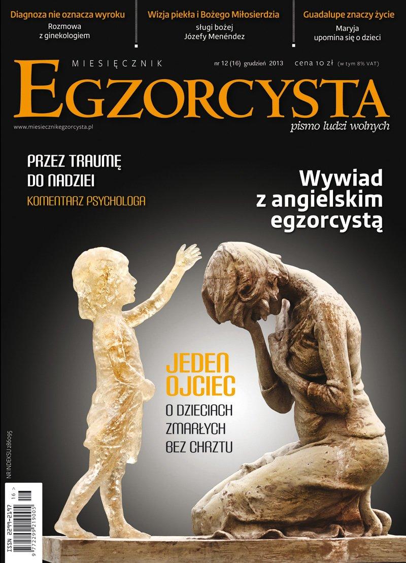 Miesięcznik Egzorcysta. Grudzień 2013 - Ebook (Książka PDF) do pobrania w formacie PDF