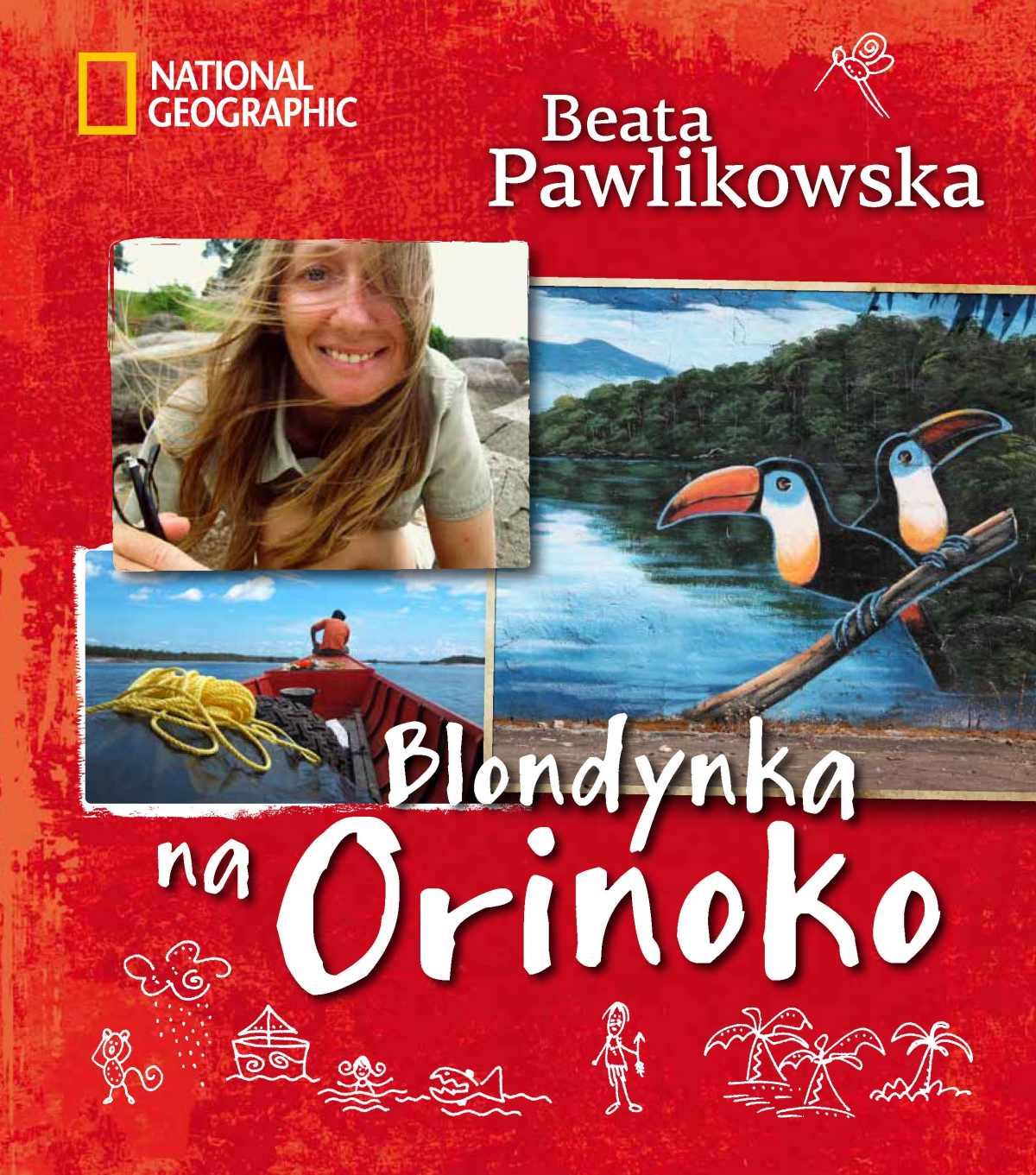 Blondynka na Orinoko - Ebook (Książka na Kindle) do pobrania w formacie MOBI