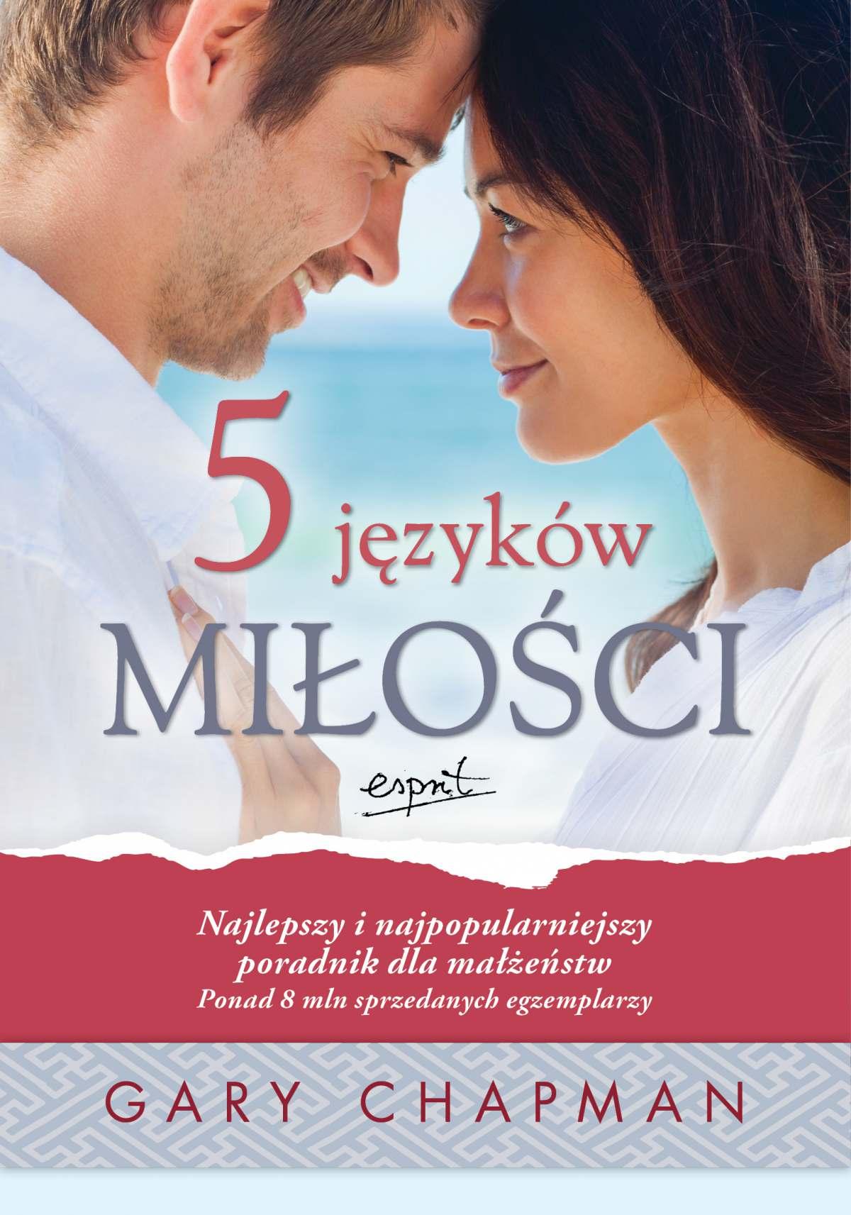 5 języków miłości - Ebook (Książka na Kindle) do pobrania w formacie MOBI