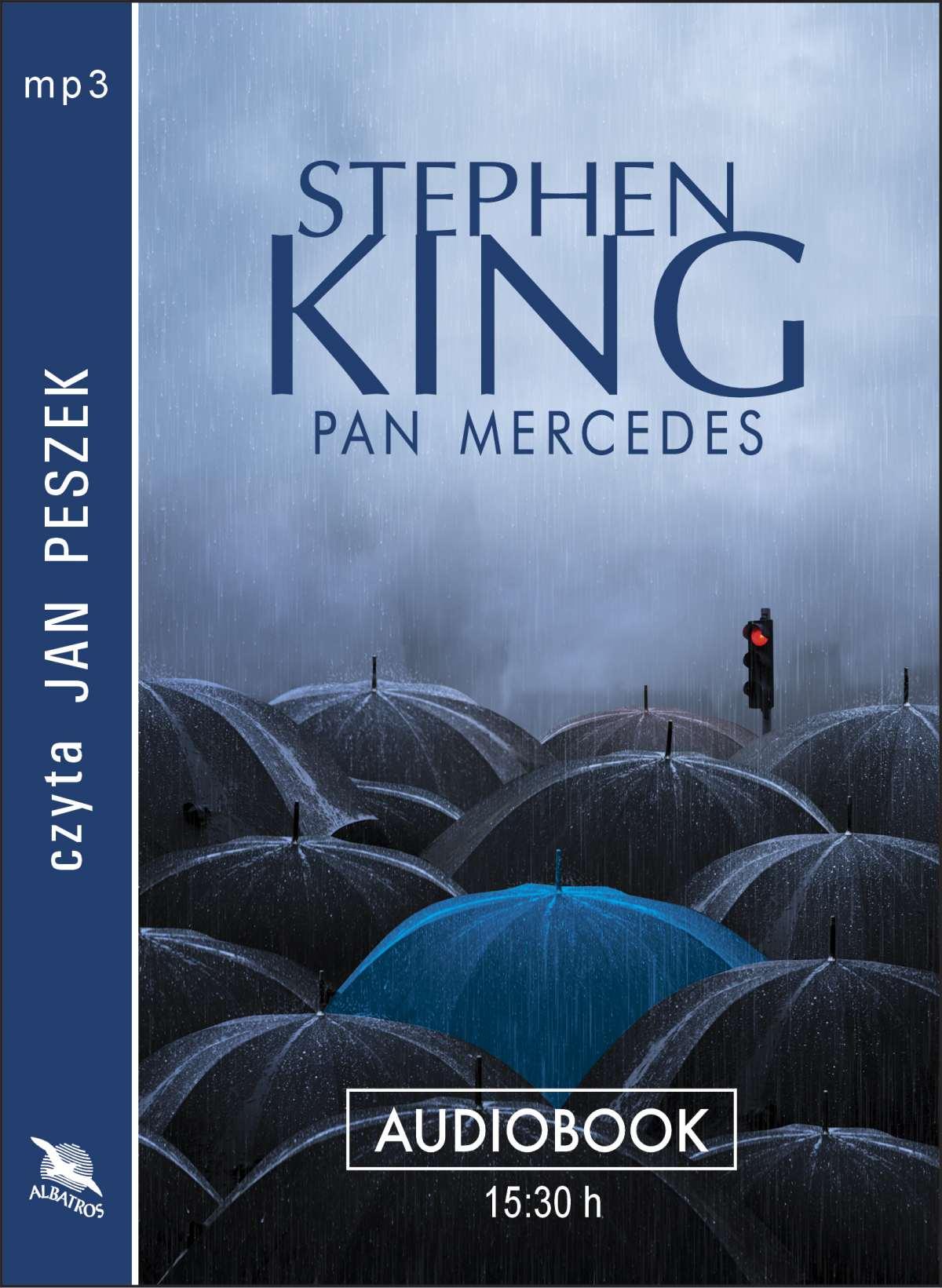 Pan Mercedes - Audiobook (Książka audio MP3) do pobrania w całości w archiwum ZIP