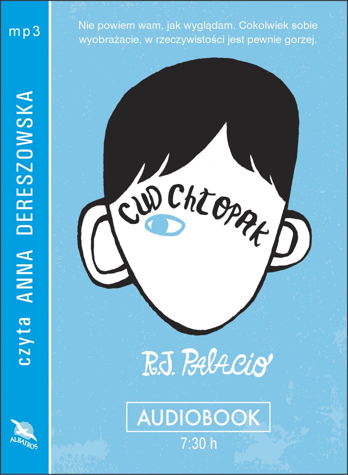 Cud chłopak - Audiobook (Książka audio MP3) do pobrania w całości w archiwum ZIP