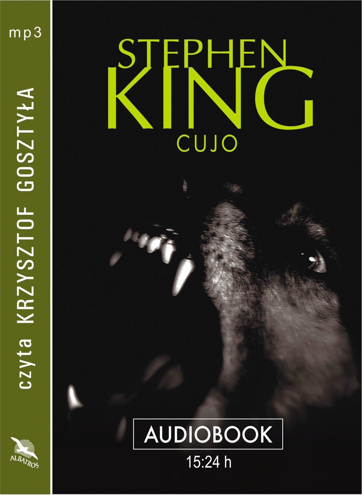 Cujo - Audiobook (Książka audio MP3) do pobrania w całości w archiwum ZIP