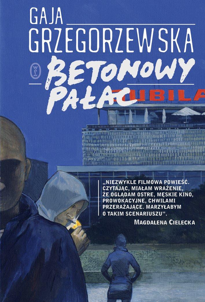 Betonowy pałac - Ebook (Książka EPUB) do pobrania w formacie EPUB