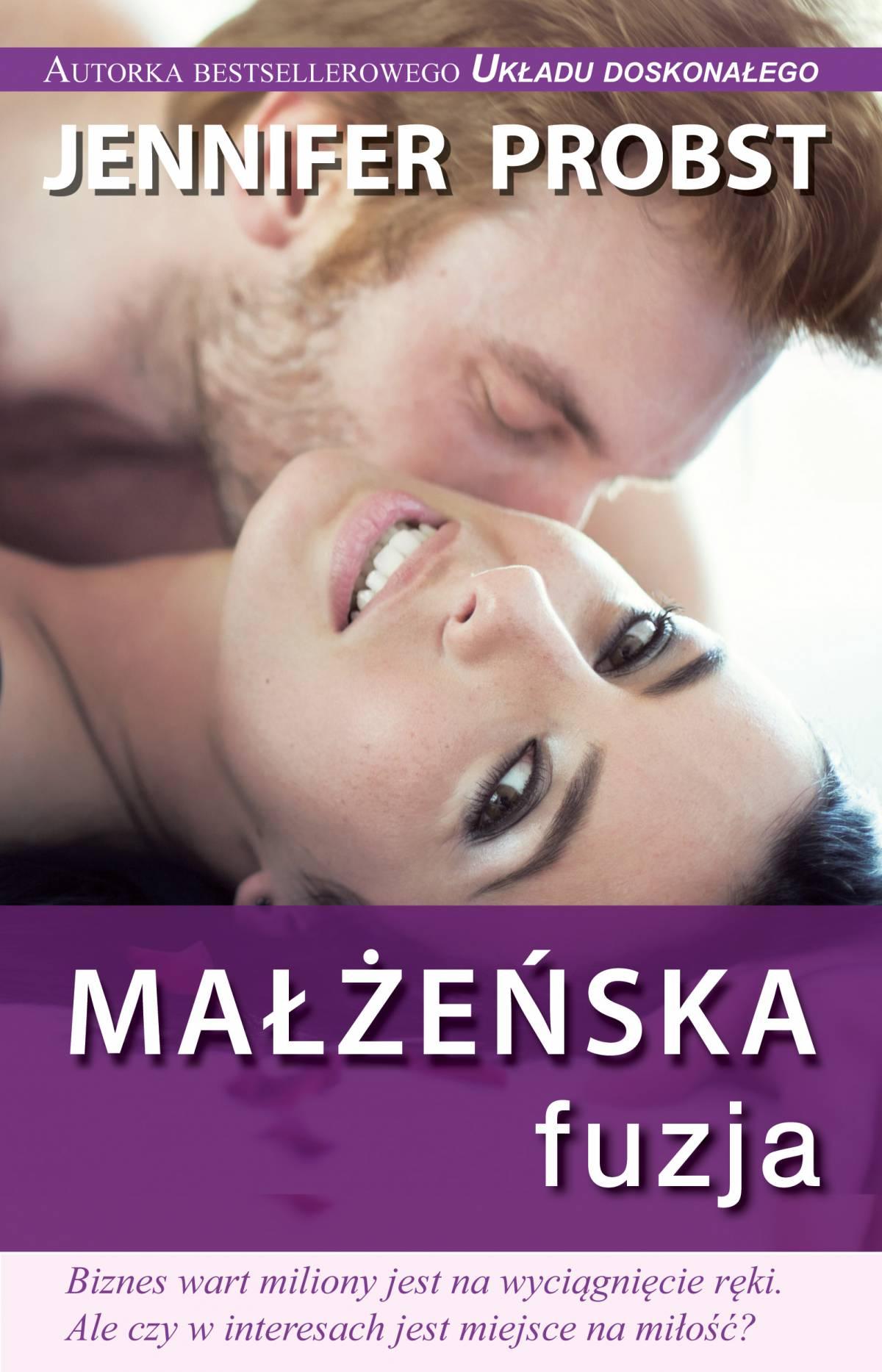 Małżeńska fuzja - Ebook (Książka EPUB) do pobrania w formacie EPUB