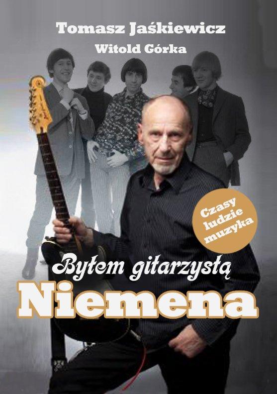 Byłem gitarzystą Niemena - Ebook (Książka EPUB) do pobrania w formacie EPUB