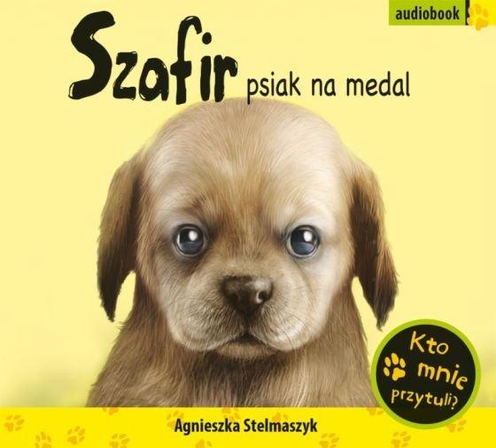 Szafir, psiak na medal - Audiobook (Książka audio MP3) do pobrania w całości w archiwum ZIP