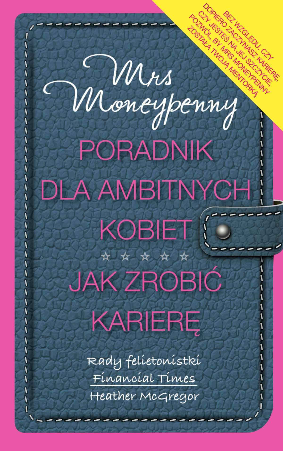 Poradnik dla ambitnych kobiet. Jak zrobić karierę - Ebook (Książka na Kindle) do pobrania w formacie MOBI