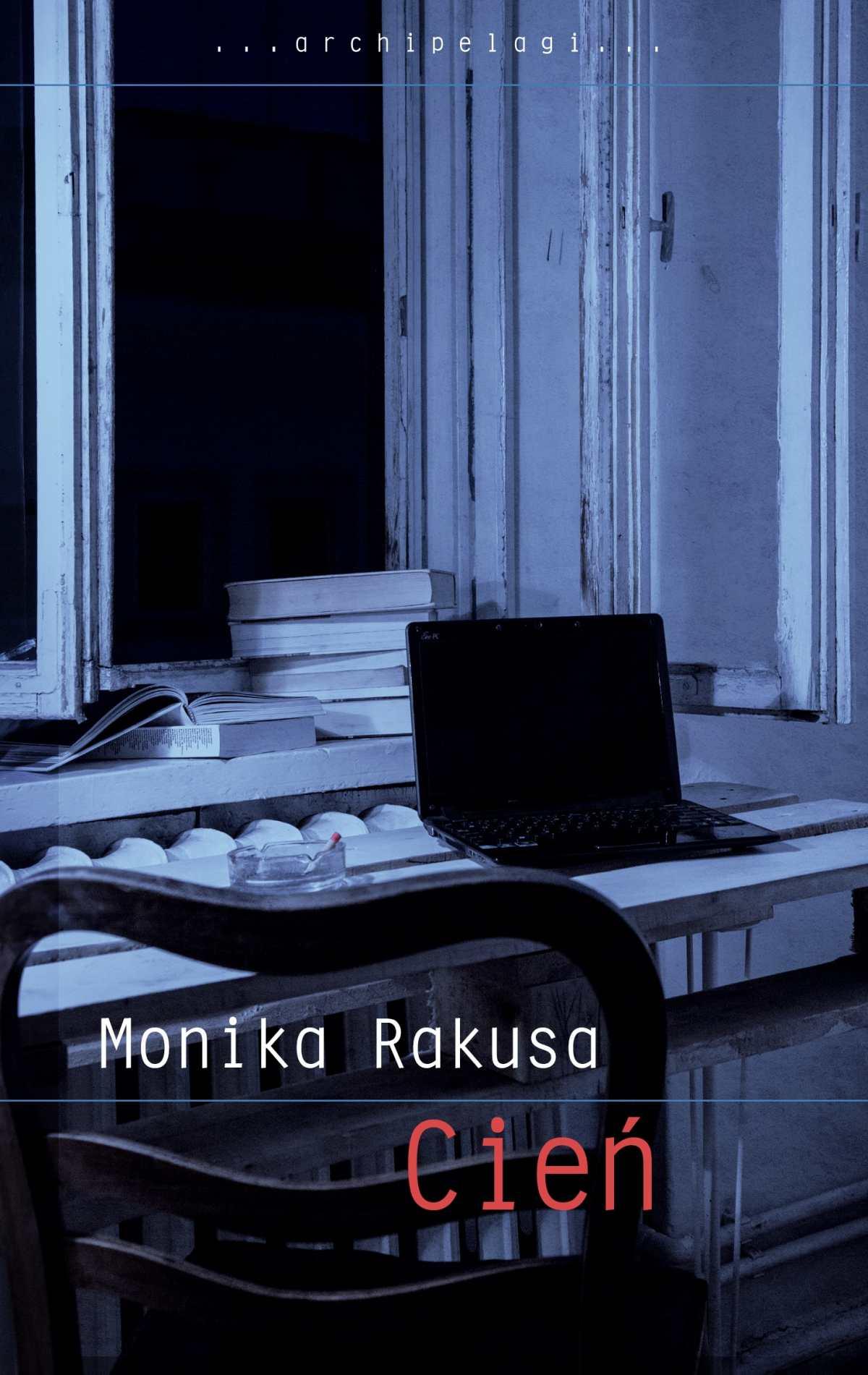 Cień - Ebook (Książka na Kindle) do pobrania w formacie MOBI