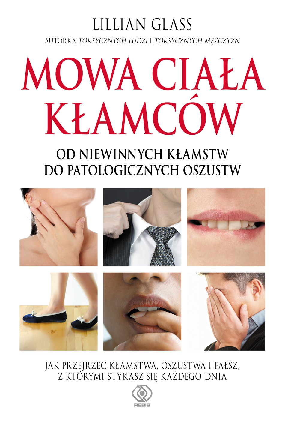 Mowa ciała kłamców - Ebook (Książka na Kindle) do pobrania w formacie MOBI