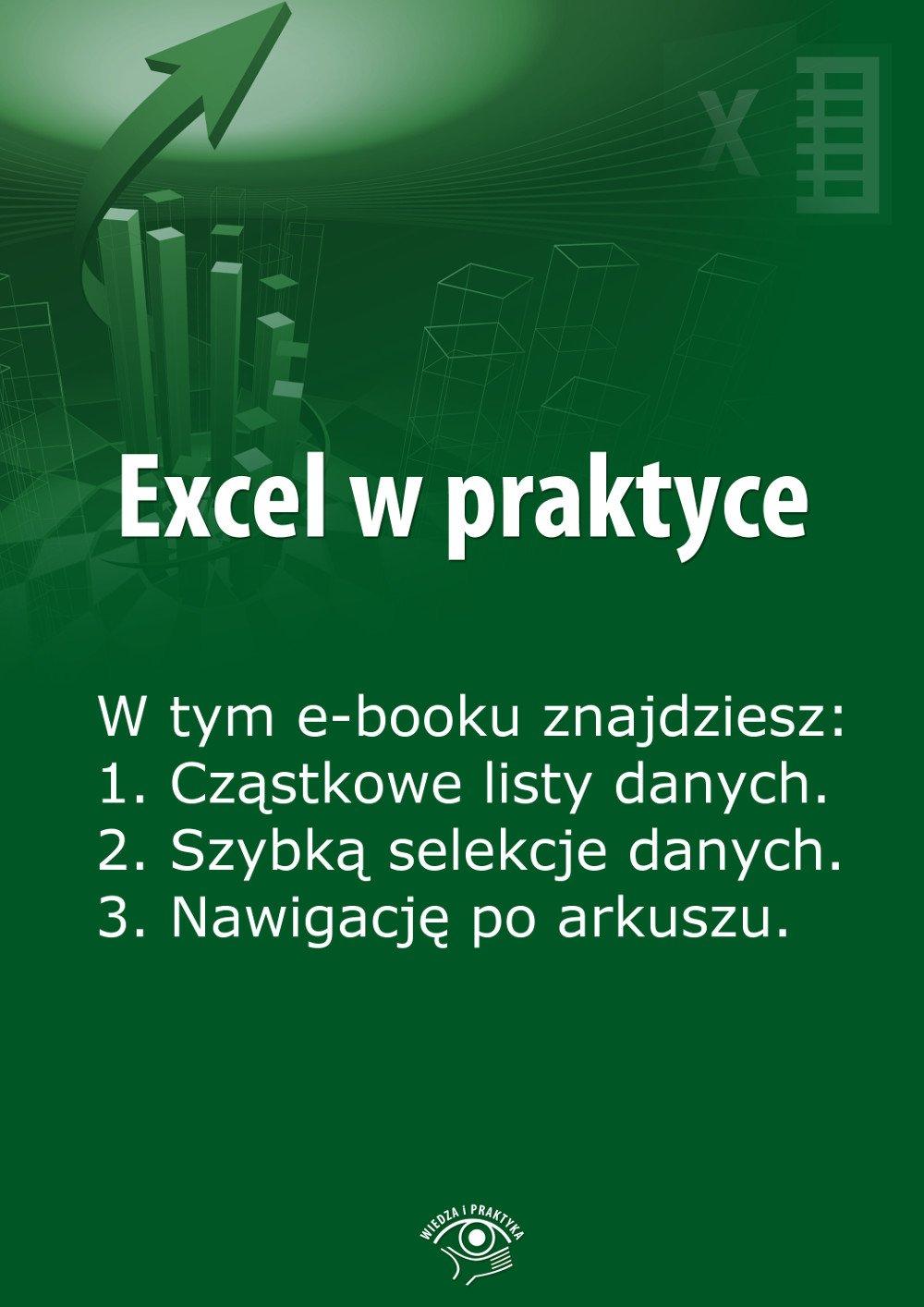 Excel w praktyce. Wydanie luty-marzec 2014 r. - Ebook (Książka EPUB) do pobrania w formacie EPUB