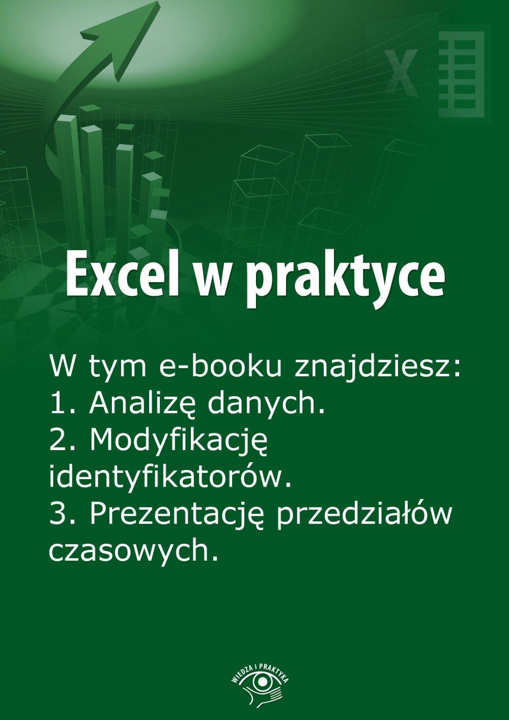 Excel w praktyce. Wydanie czerwiec 2014 r. - Ebook (Książka EPUB) do pobrania w formacie EPUB
