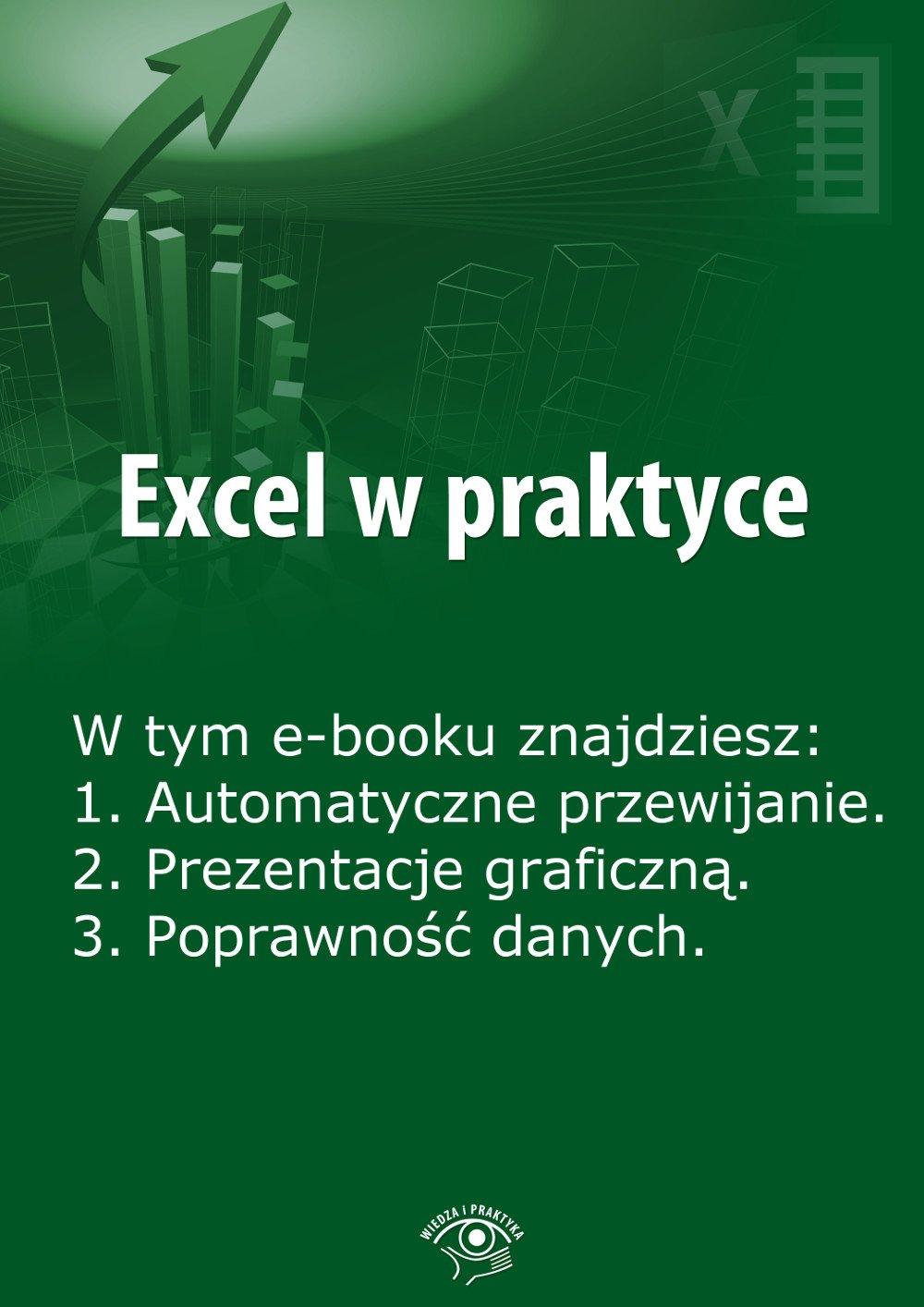 Excel w praktyce. Wydanie czerwiec-lipiec 2014 r. - Ebook (Książka EPUB) do pobrania w formacie EPUB