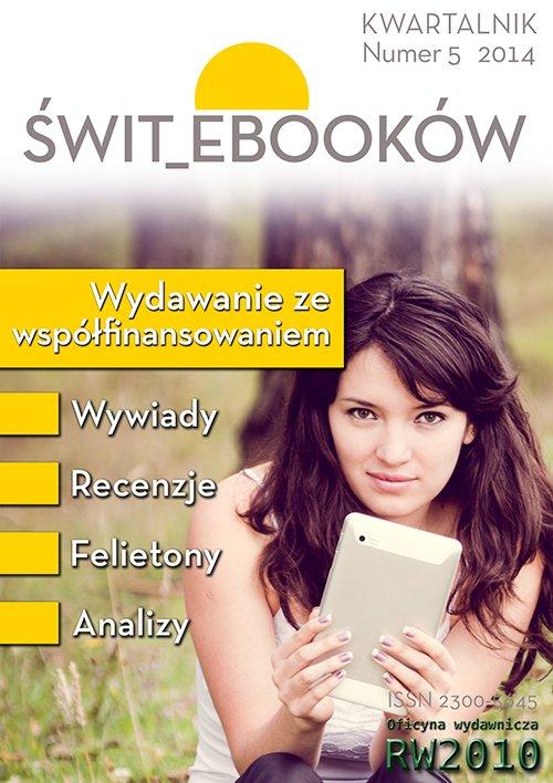 Świt ebooków nr 5 - Ebook (Książka EPUB) do pobrania w formacie EPUB
