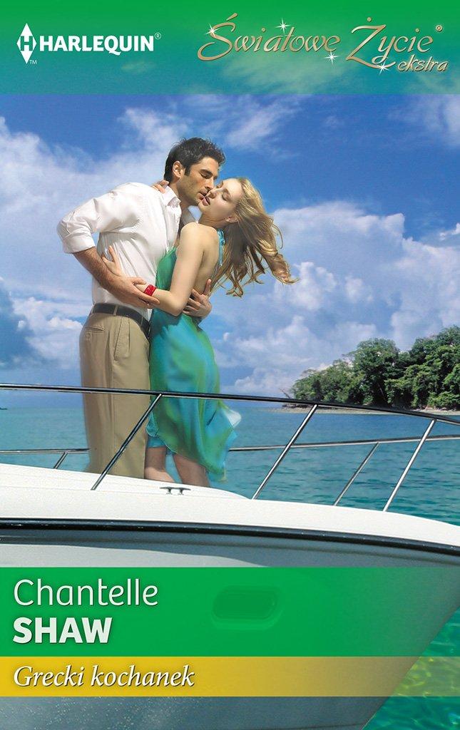 Grecki kochanek - Ebook (Książka na Kindle) do pobrania w formacie MOBI