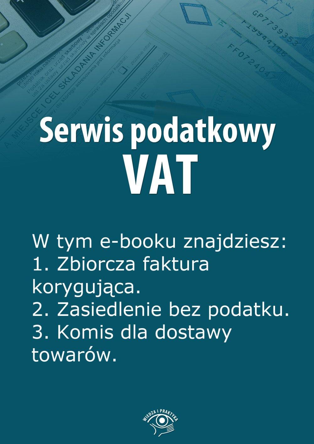 Serwis podatkowy VAT. Wydanie czerwiec 2014 r. - Ebook (Książka EPUB) do pobrania w formacie EPUB