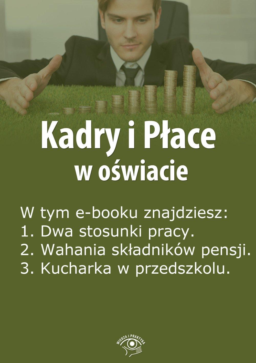 Kadry i Płace w oświacie. Wydanie lipiec 2014 r. - Ebook (Książka na Kindle) do pobrania w formacie MOBI