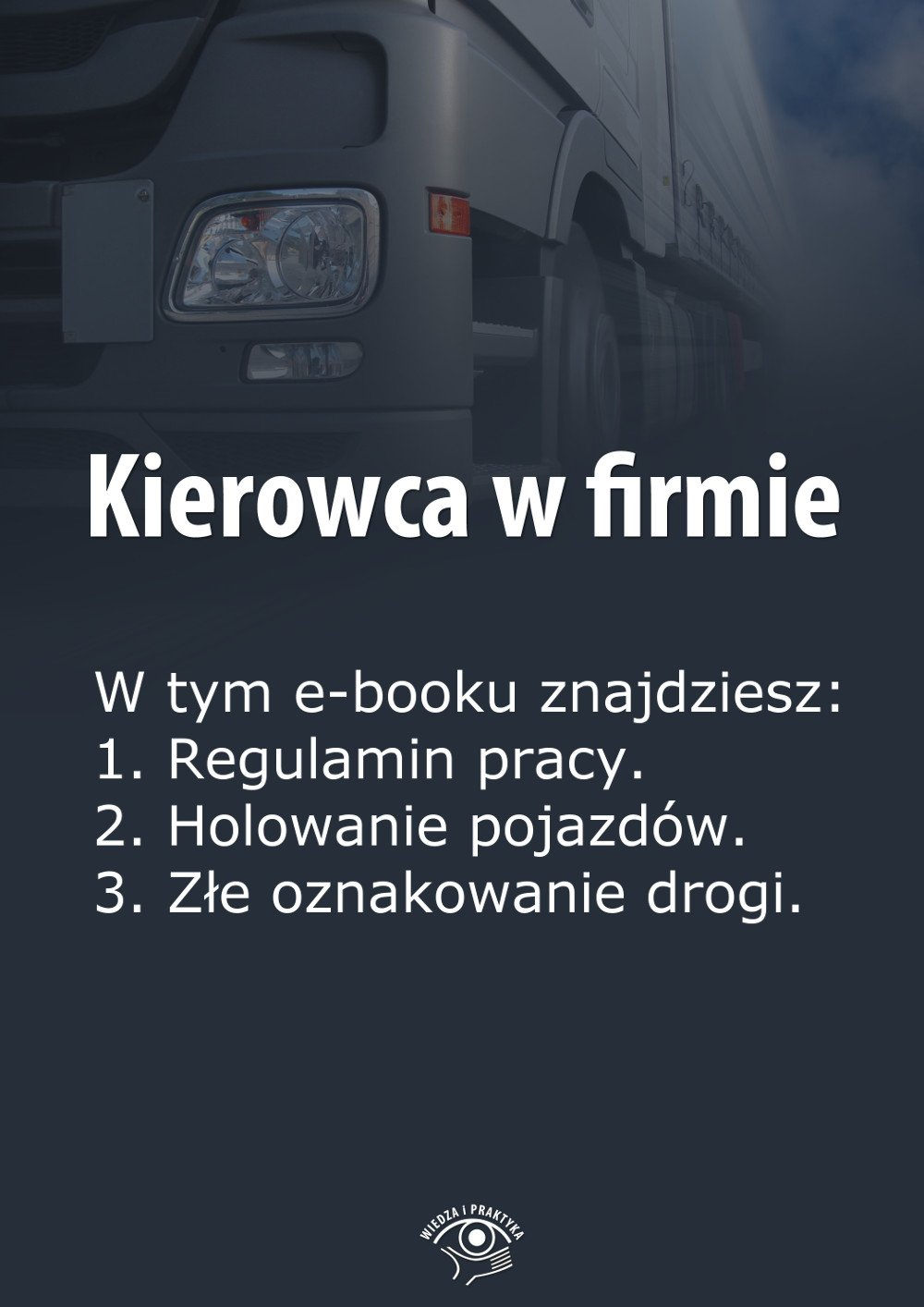 Kierowca w firmie. Wydanie luty 2014 r. - Ebook (Książka EPUB) do pobrania w formacie EPUB