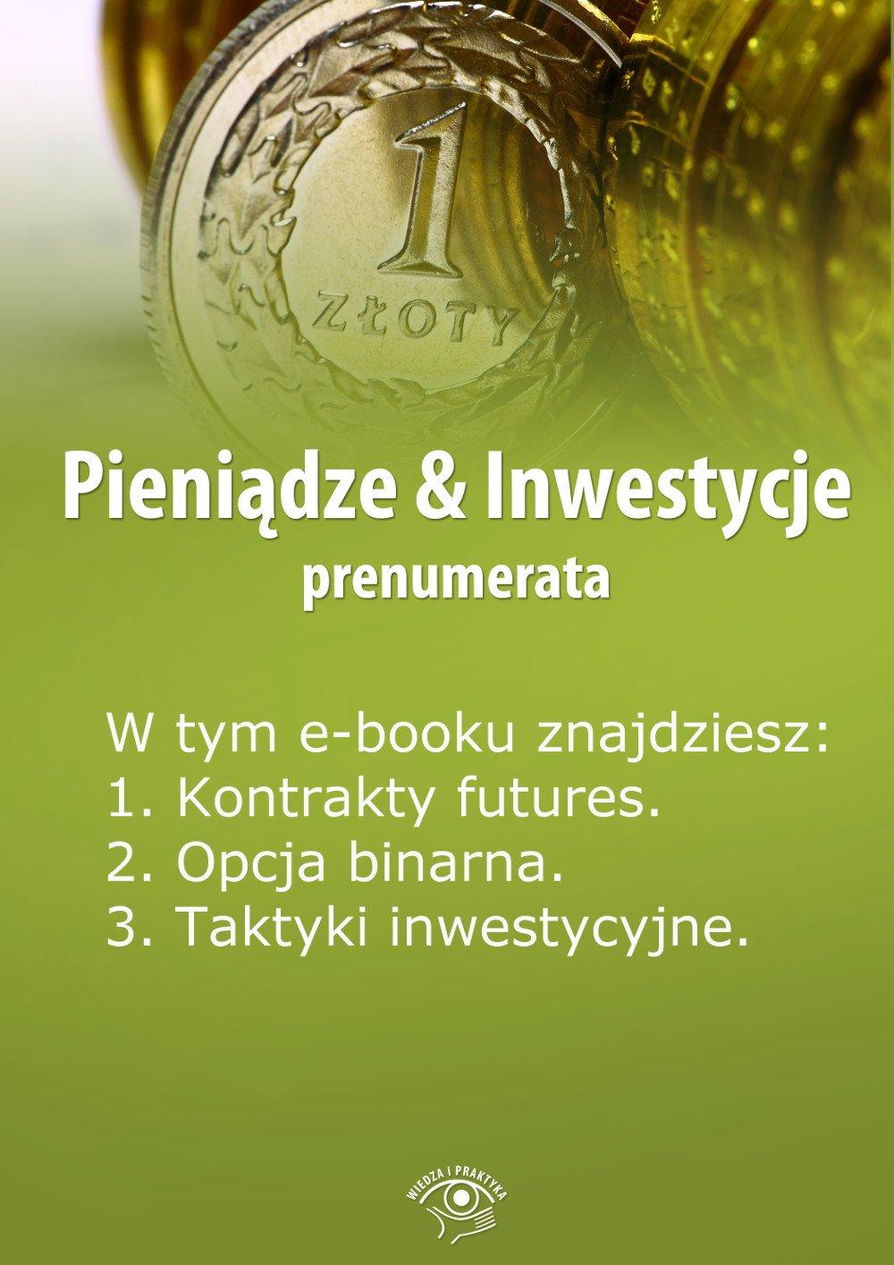 Pieniądze & Inwestycje. Wydanie specjalne marzec 2014 r. - Ebook (Książka PDF) do pobrania w formacie PDF