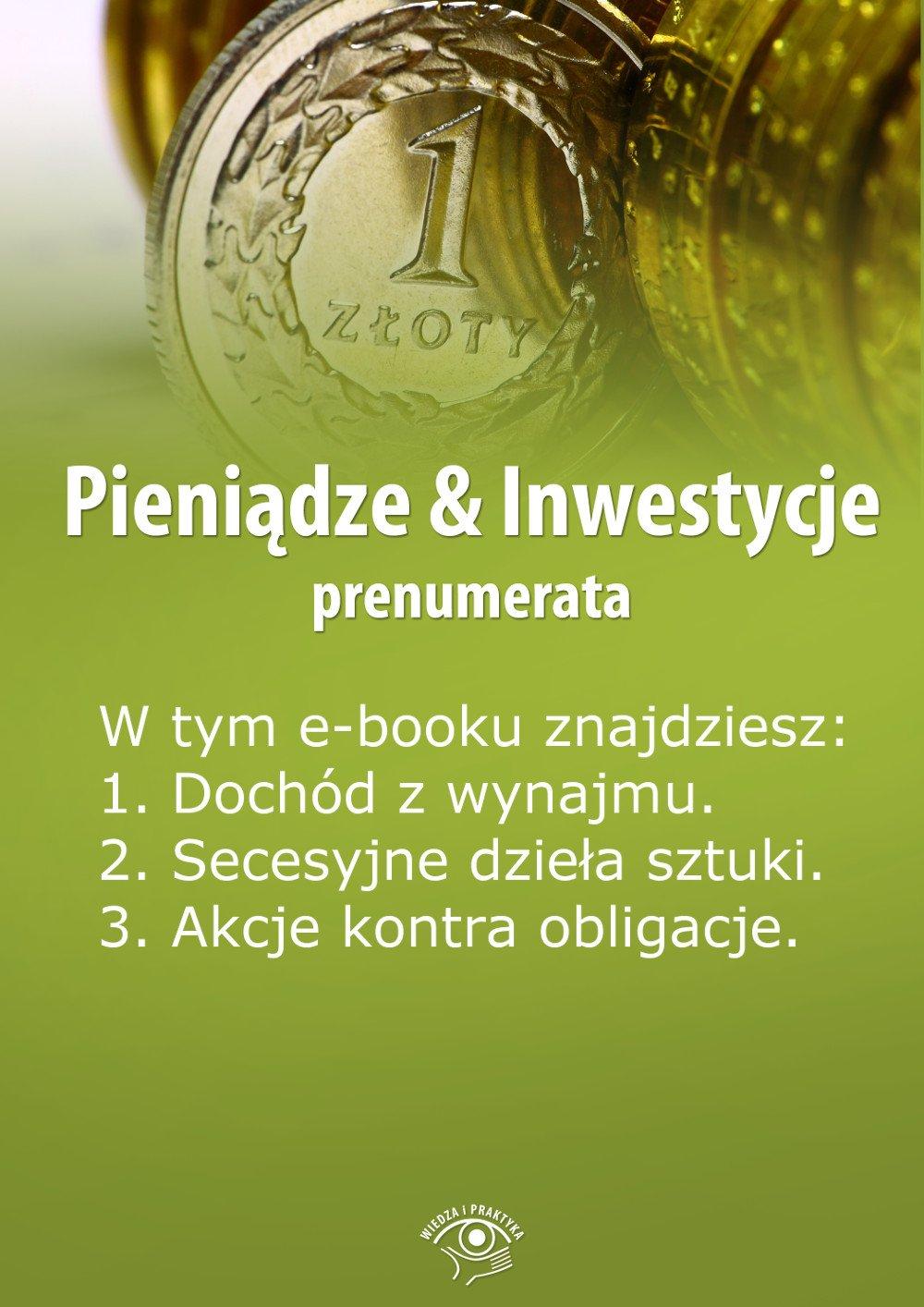 Pieniądze & Inwestycje. Wydanie maj-czerwiec 2014 r. - Ebook (Książka EPUB) do pobrania w formacie EPUB