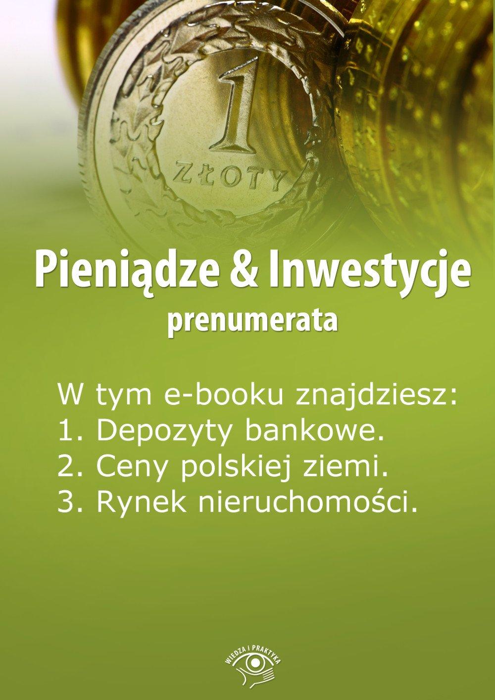 Pieniądze & Inwestycje. Wydanie lipiec 2014 r. - Ebook (Książka EPUB) do pobrania w formacie EPUB