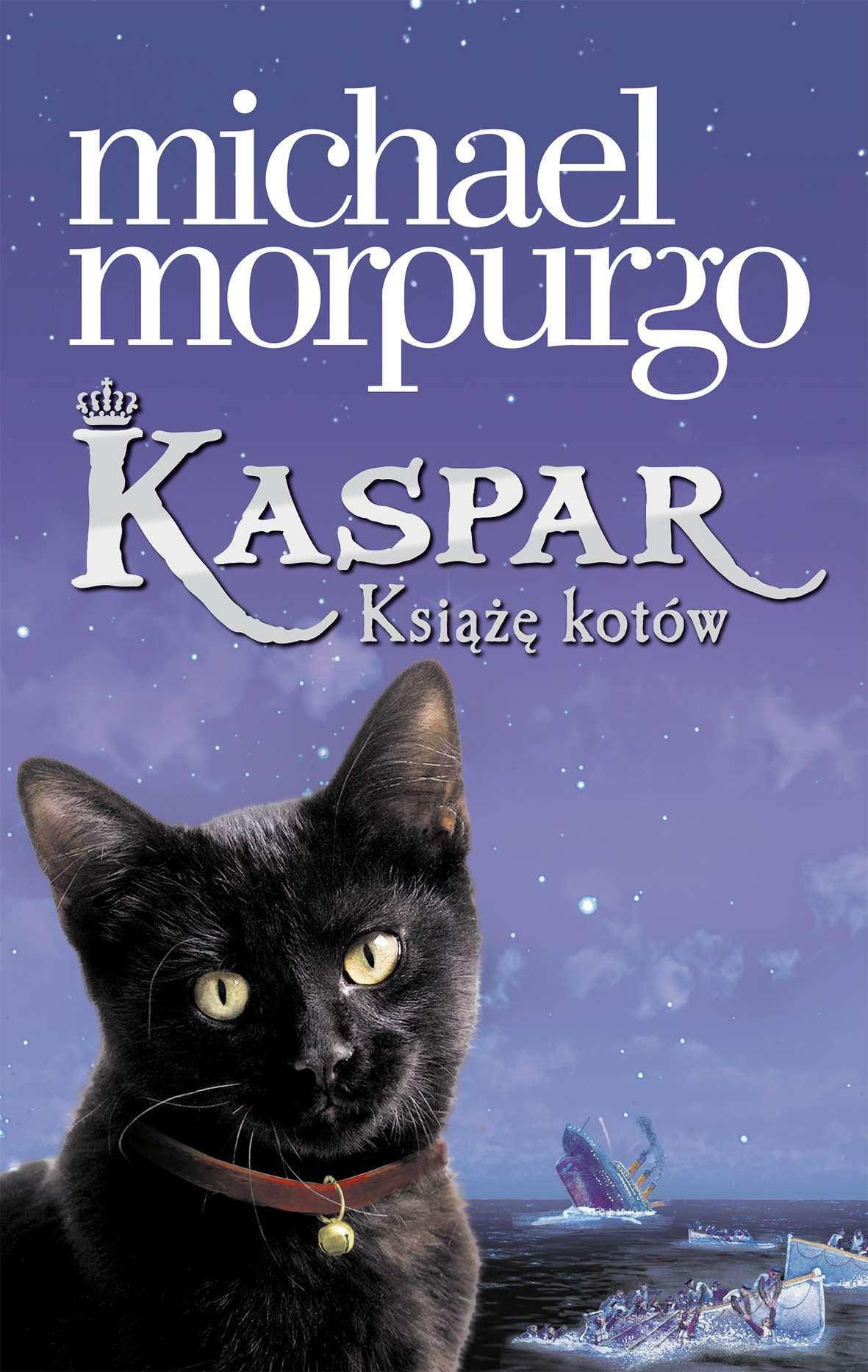 Kaspar. Książę kotów - Ebook (Książka na Kindle) do pobrania w formacie MOBI