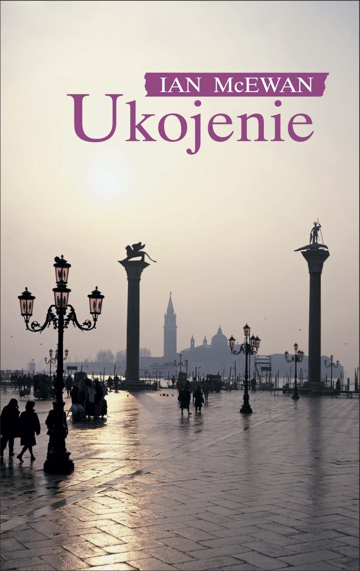 Ukojenie - Ebook (Książka EPUB) do pobrania w formacie EPUB