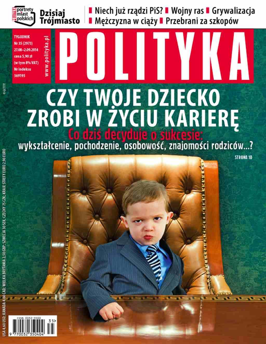 Polityka nr 35/2014 - Ebook (Książka PDF) do pobrania w formacie PDF