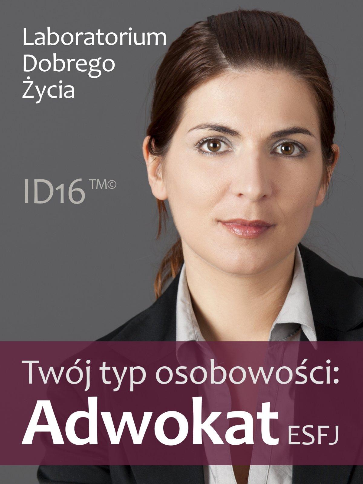 Twój typ osobowości: Adwokat (ESFJ) - Ebook (Książka na Kindle) do pobrania w formacie MOBI